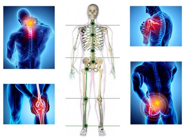 toți mușchii și articulațiile doare în fiecare zi