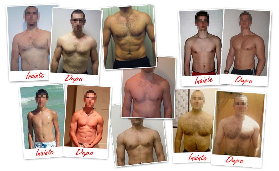 Poze clienti masa musculara
