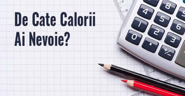Calculator Calorii