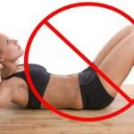 Care sunt cele mai bune exercitii pentru abdomen?