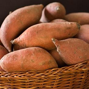 Carbohidrati - Cartofi dulci