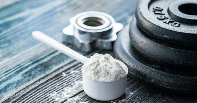 Glutamina si alte suplimente masa musculara
