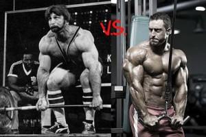 Tipuri de crestere in masa musculara