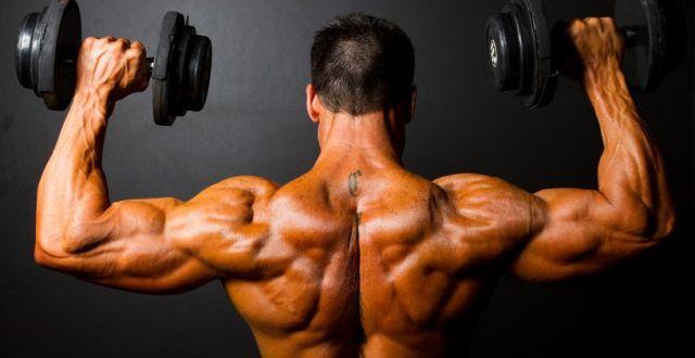 Crestere in masa musculara
