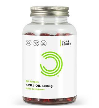 Supliment Omega 3 din Ulei de Krill