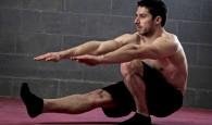 Masa musculara cu greutatea corpului acasa