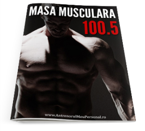 Masa Musculara Antrenament German de Volum