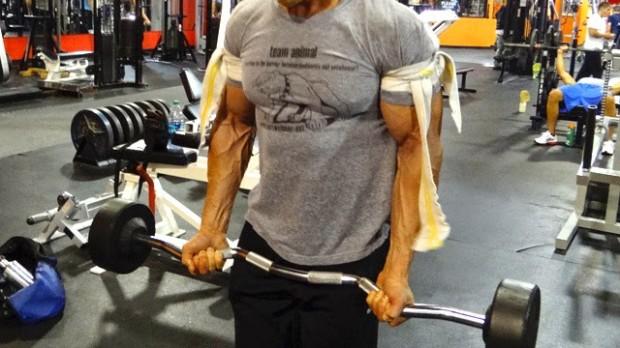 Antrenament Kaatsu - Pompare Musculara