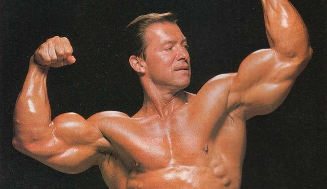 Masa Musculara - Lectii Antrenament Larry Scott