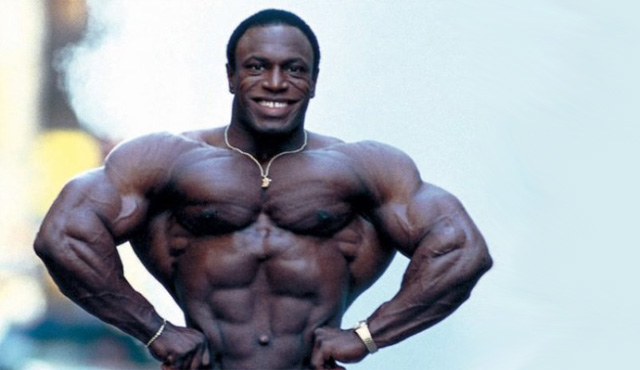 Masa Musculara - Antrenament Lee Haney