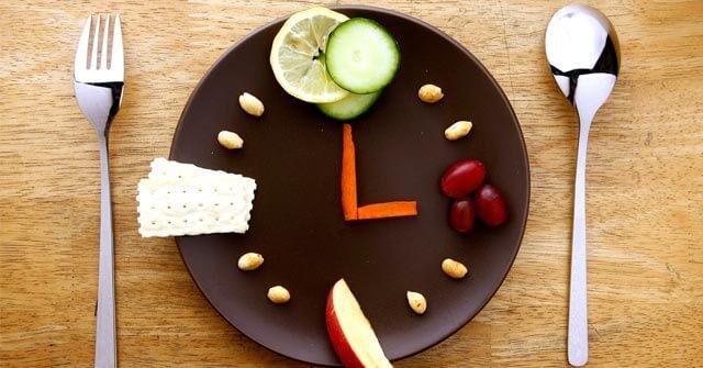greseala nutritionala - mancat des si putin