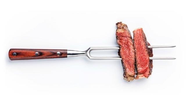 greseli in alimentatie - carnea rosie