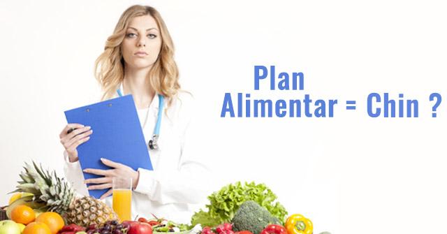 Planuri alimentare slabire si definire - O solutie mai buna
