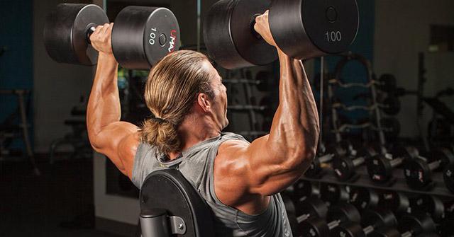 Antrenament Umeri - Masa Musculara si Definire