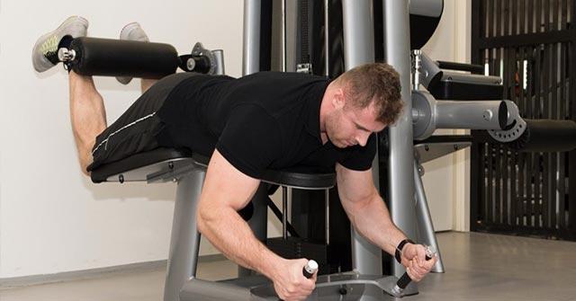 Exercitii Picioare - Flexii Genunchi